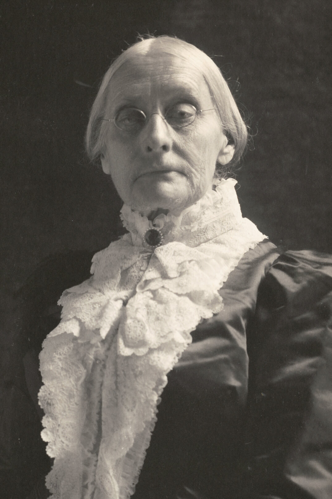 Susan B. Anthony portrait