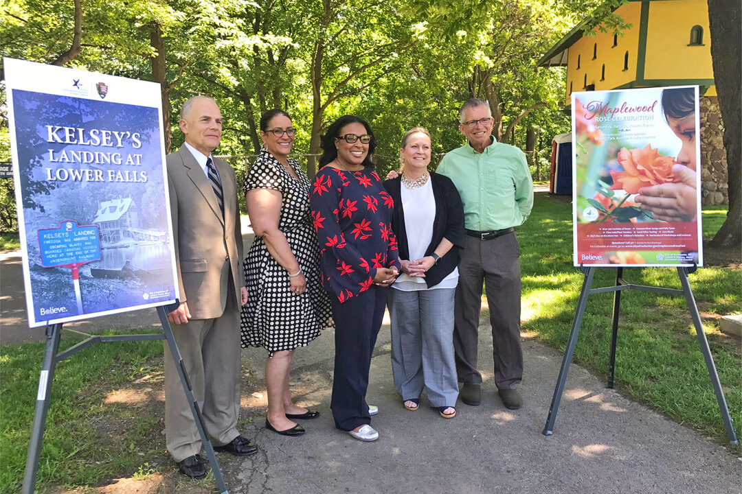 Kelsey's Landing added to NPS Underground Railroad Program