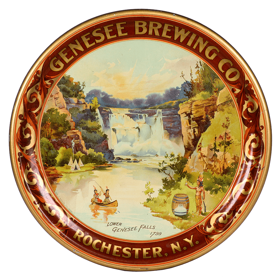 Genesee Brewing Co. Serving Tray